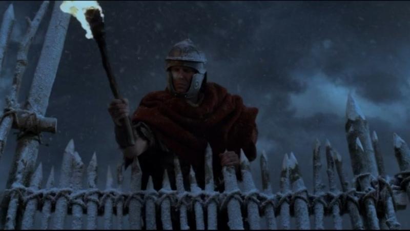 Спартак Война проклятых Захват стены