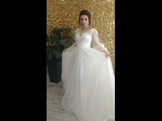 Свадебное платье / Райский сад