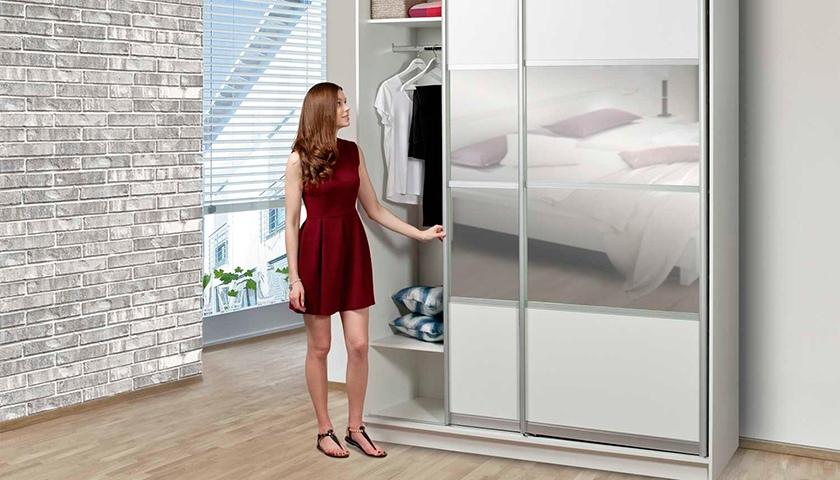 Что такое встроенные шкафы?