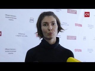 Комментарий министра информационной политики Чувашии Кристины Майниной по работе службы 112