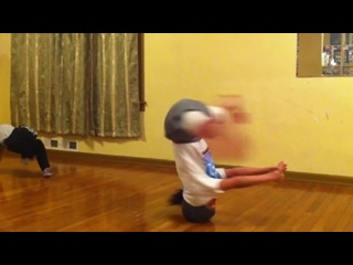 Longest Consecutive Headspin World Record @Bgirl_Spinderella Guiness World Book of Records