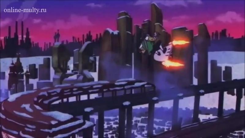 Майор Лазер Major Lazer 1 сезон 9 серия online