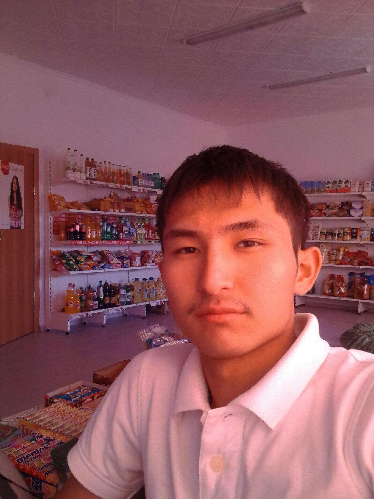 Nurbol, 27, Shalqar