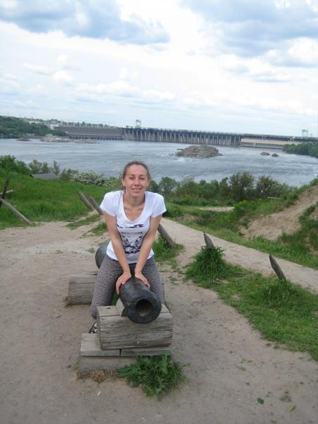 Евгения Денежная, Запорожье, Украина