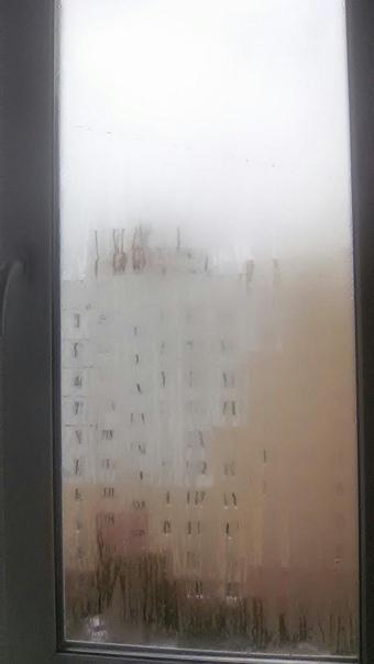 Установили пластиковые окна, а они вот так текут. ...