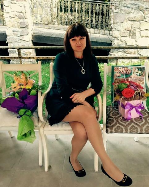 Наталя Стрелец-Сизоненко, Украина