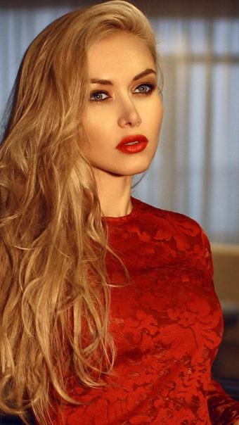 Юлия Акишичкина, Москва, Россия