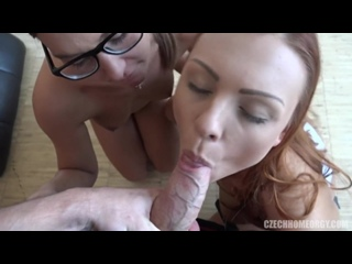 CzechHomeOrgy 11 Part 1 [New Porno, 2017, HD, Group Sex, Blowjob, Новое порно]