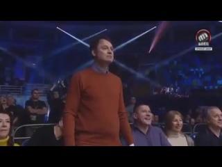 Максим Власов нокаутировал Рахима Чахкиева
