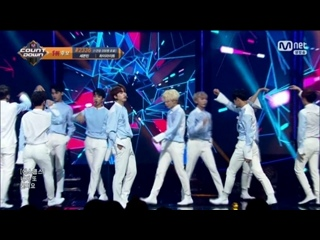 170608 SEVENTEEN - Don't Wanna Cry @ M Countdown by 로즈베이