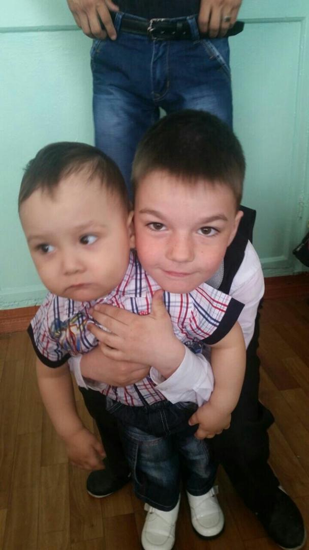 Пивняк Максим и Иван