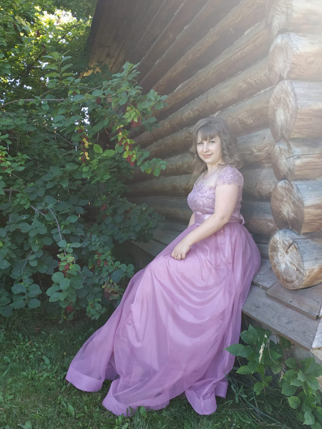 Галина Зяблова, Самара, Россия