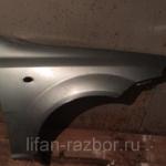 Крыло переднее правое  Chevrolet Lacetti