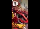 Azerbaijan Grand Prix Cover art video by Francesco Mobili