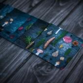 Лесные композиции - открытки