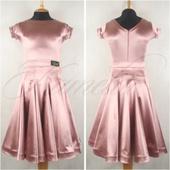 Комплект Rt сатин-вельвет розовая пудра №29 р40