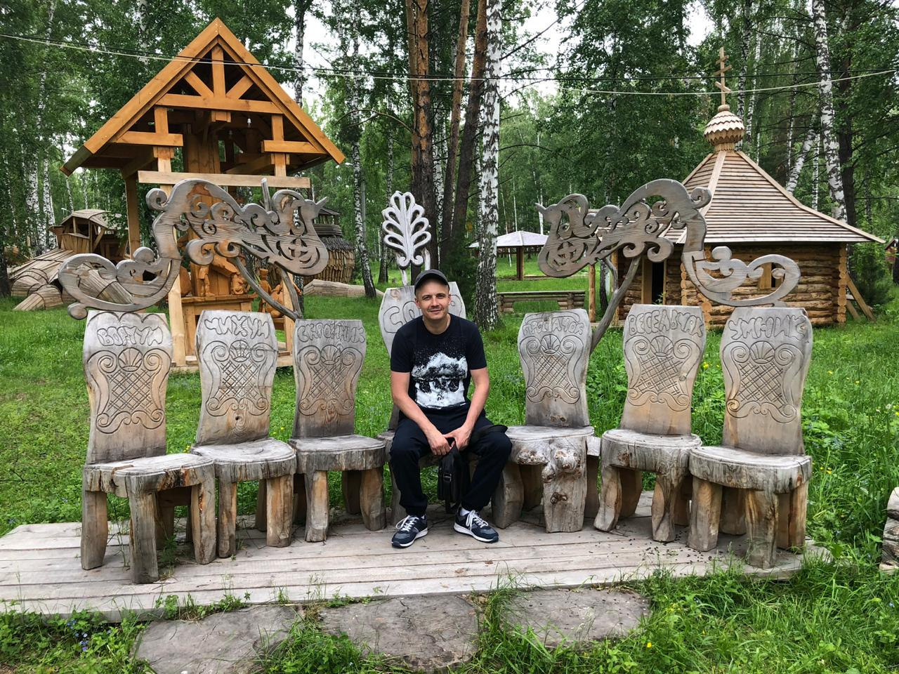 Олег, 39, Seversk