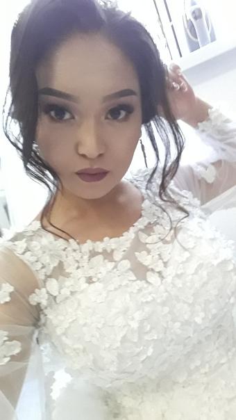 Aiym Asylbekovna, 22 года