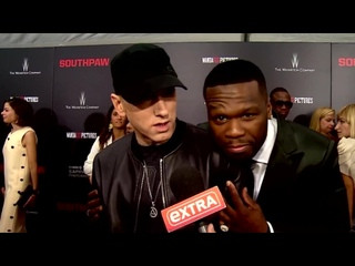 Eminem vs 50 Cent   Slim Shady mashup Candy Shop   Фифти руинит интервью Эминема