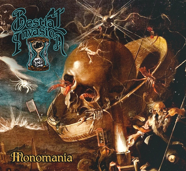 Вахтанг Задиев: Bestial Invasion - Monomania (LP 2019)