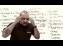 Professor salgado do AlfaCom ensina alunos como deve ser o procedimento correto de combate a criminalidade