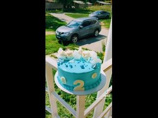 Видео от SWEET_BOOM174 Домашние торты!