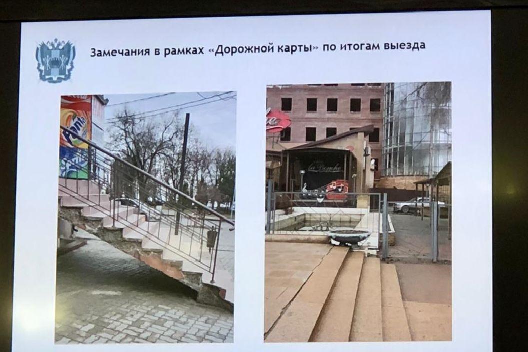 Работы по комплексному развитию города Таганрога должны быть синхронизированы