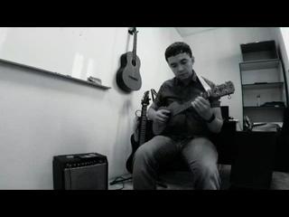 The Lonely Shepherd  ukulele play / Одинокий пастух на укулеле / Лупер