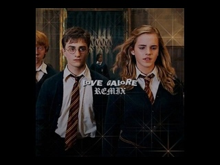 harry potter × hermione granger