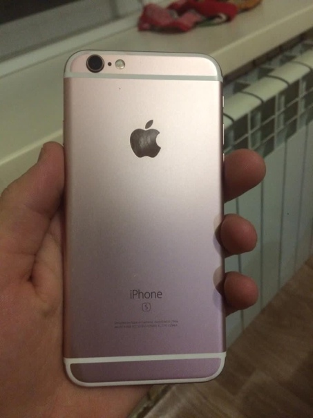 Apple iPhone 6s 16 ГБ