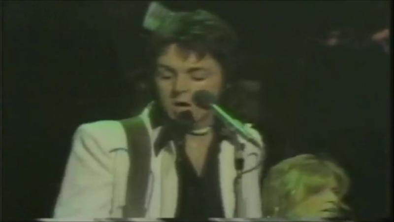 Paul McCartney and Wings Long Tall Sally Paul McCartney TV Special Program 1973