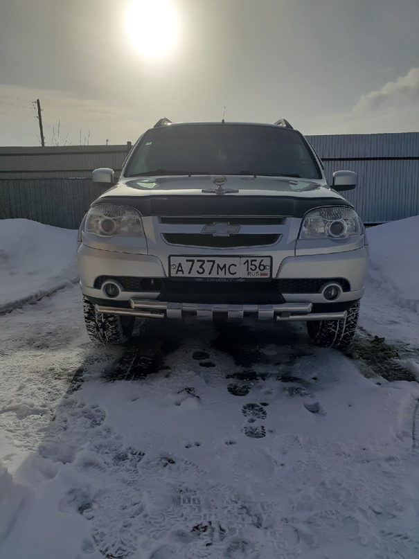 Купить Шевроле ниву 2012г,резина зима | Объявления Орска и Новотроицка №14670