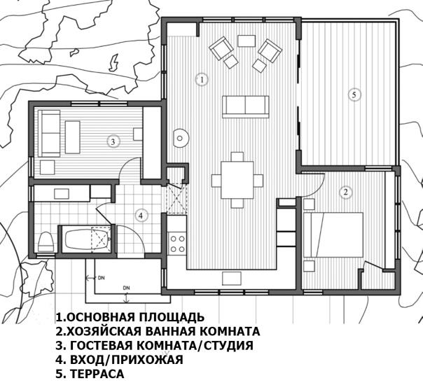 7 советов, как заставить маленький дом выглядеть больше, изображение №2