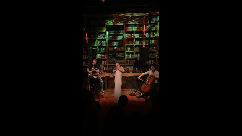 Instrumental improvisation Kariganova Nina