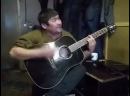 Певец - гитарист от бога