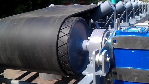 Приводной барабан для конвейера
