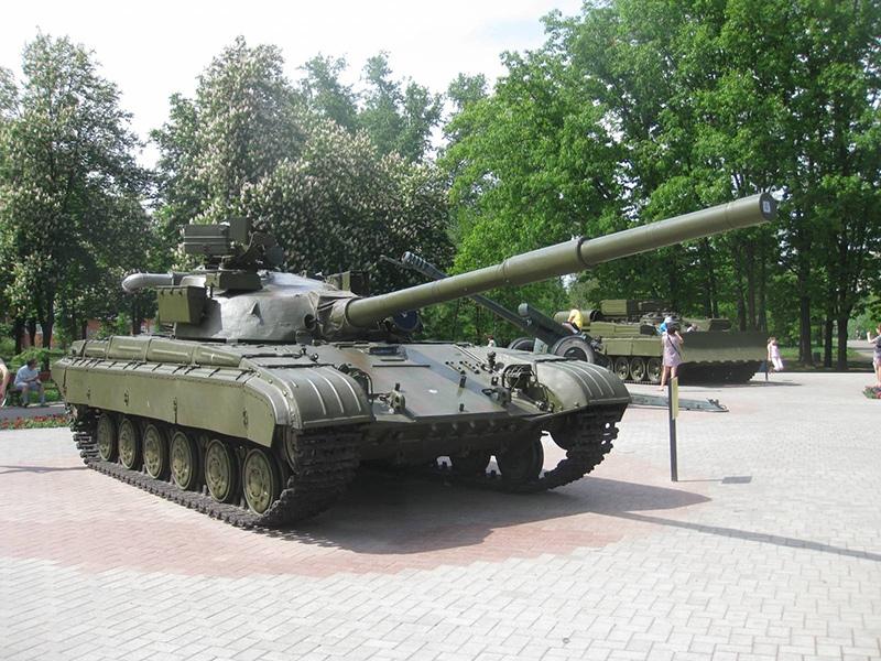 ТАНК Т-64, изображение №2