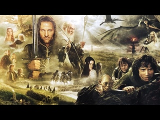 Властелин колец. Трилогия / The Lord of the Rings. Trilogy (дублированный трейлер / ре-релиз РФ: 15, 22 и 29 апреля 2021) HD1080
