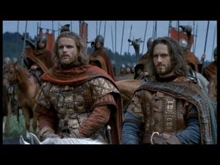 Туманы Авалона (2001) Сражение между саксами и армией Артура
