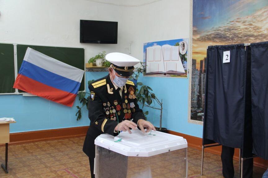 Участник Великой Отечественной войны Иван Ефимович ЕЛИН: «Каждый должен сделать свой выбор и проголосовать»