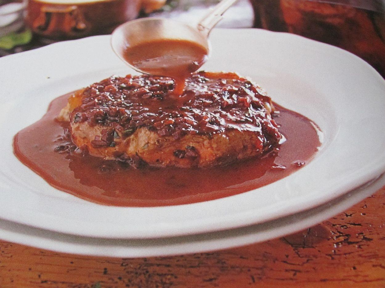 «Шницель по-африкански» 110гр 90=00 (мясо свиное рубленое,