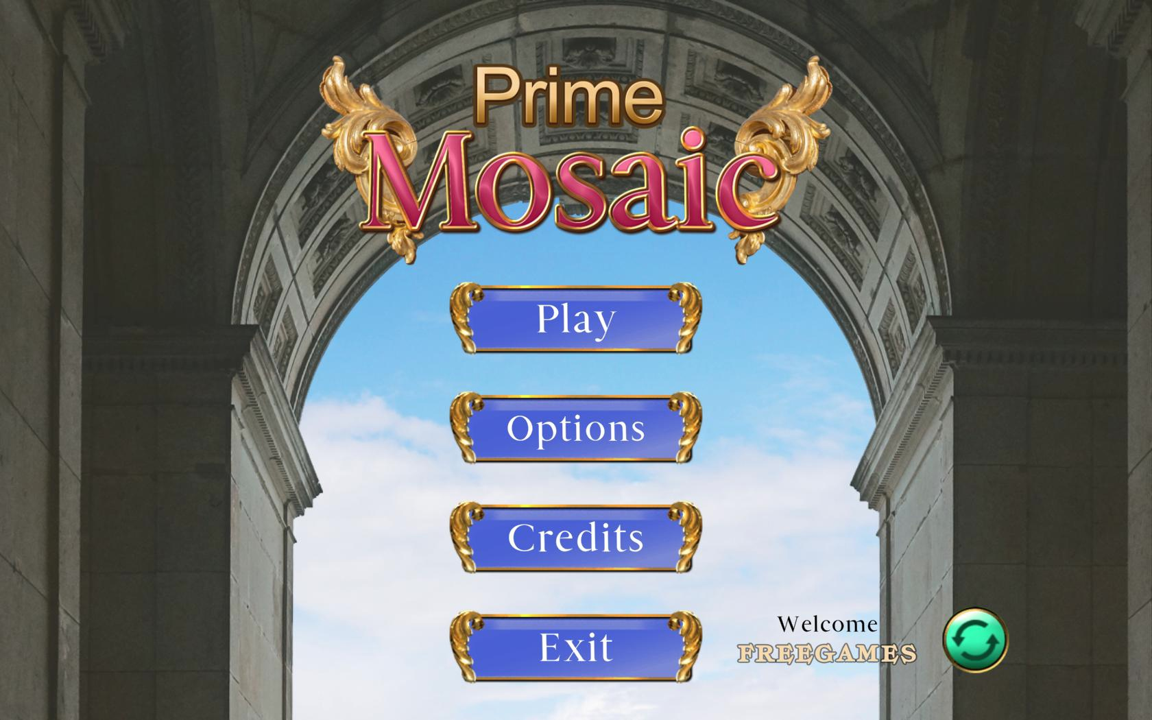 Prime Mosaic (En)