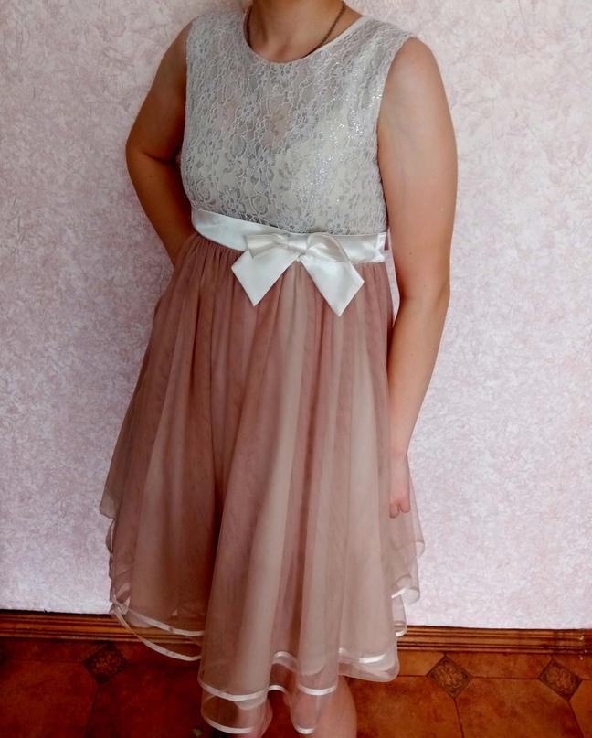 Купить платье одевали один раз размер с | Объявления Орска и Новотроицка №28394