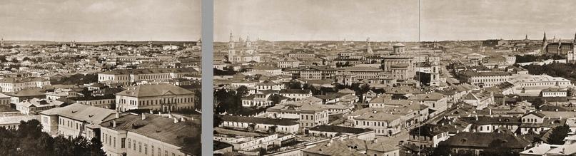 Москва без людей в 1867 году. Где все люди?, изображение №33