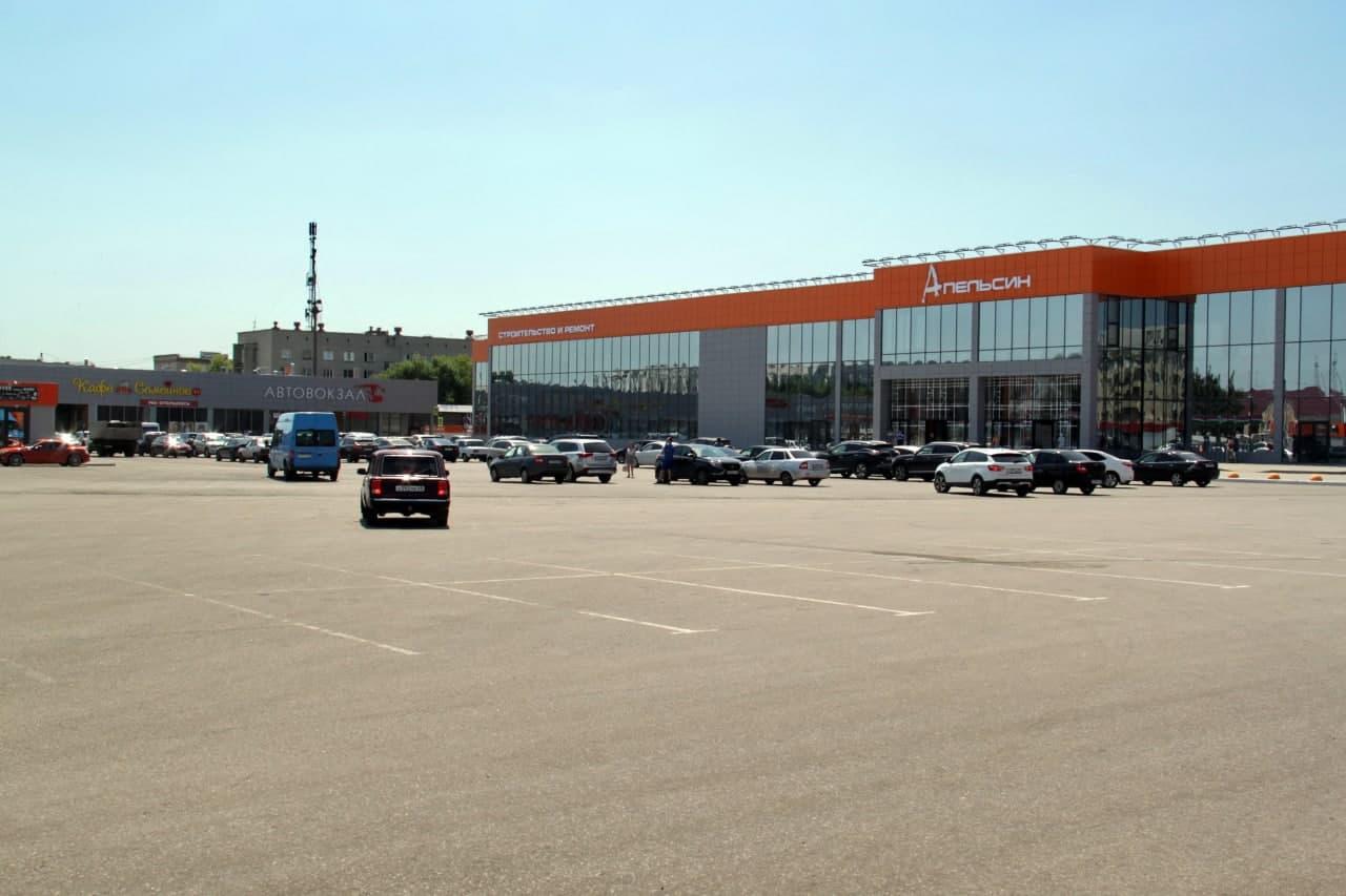 Автобусы Тамбовского района не будут переносить остановку с рынка на автовокзал