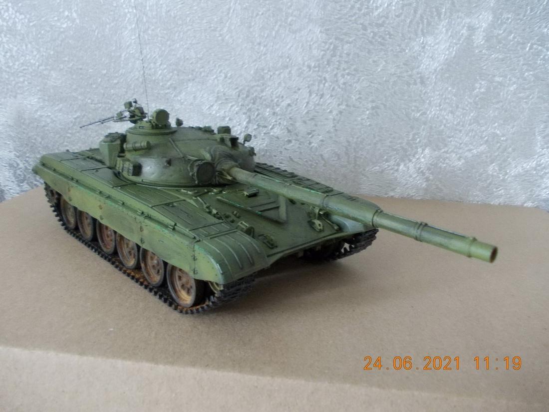 "Т-72М1, 1/35, ""Тамия"", кат.№35160 RbyJlNfUDCY"