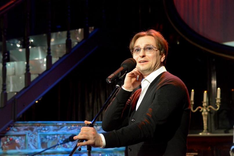 Президент Российской Национальной актёрской премии «Фигаро» Народный артист России Сергей Безруков