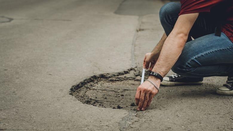 Ямочный ремонт начнется в Можге в маеВ