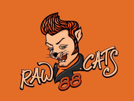 10.07 RawCats'88 в Ритм и Блюз кафе!