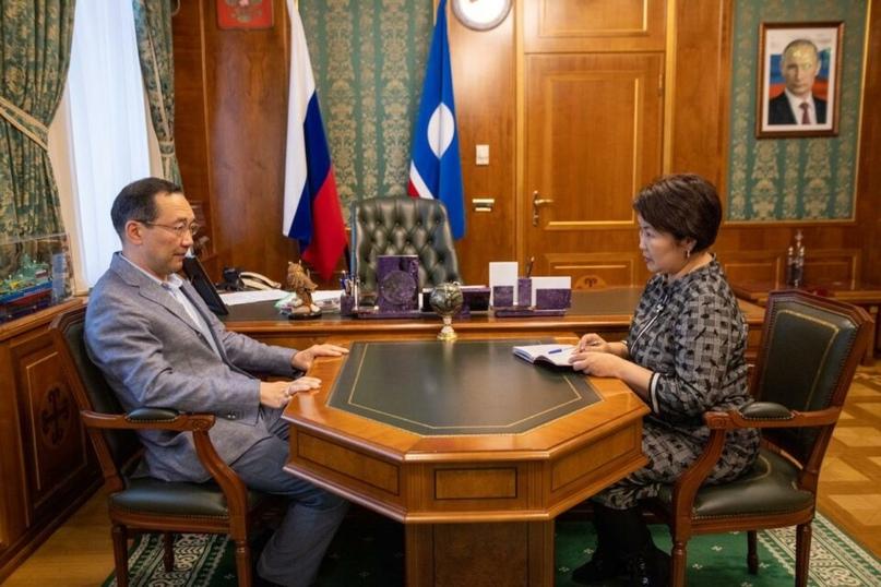 Перед руководителем Минздрава Якутии поставлены задачи по снижению заболеваемости COVID-19